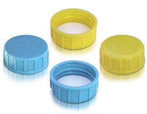 Tapas plásticas 28 mm. Código: T- 2802